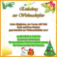 einladung zur weihnachtsfeier, weihnachtsgrußkarte selbst gestalten, Einladung
