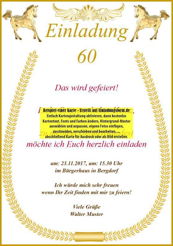 Einladungskarte: Einladung zur Jubiläumsfeier
